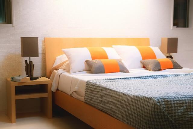 ダイエット風水寝室