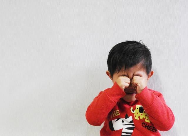 子供の癇癪(かんしゃく)原因の多くはこの3つ