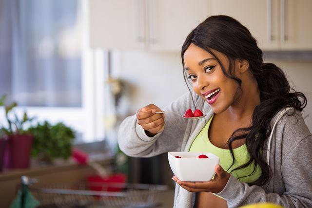 寝る前ダイエット効果食べ物