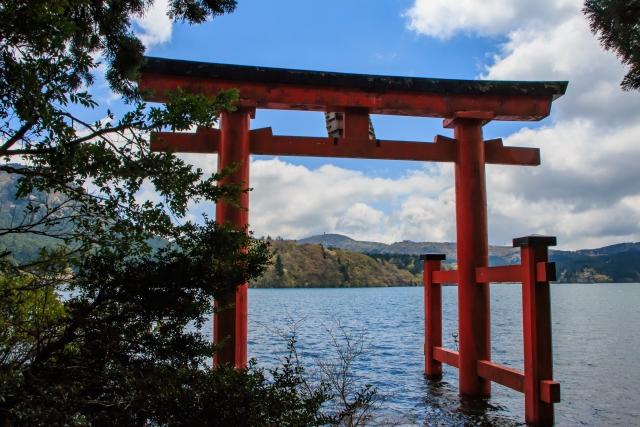 箱根神社(はこねじんじゃ)【神奈川県】