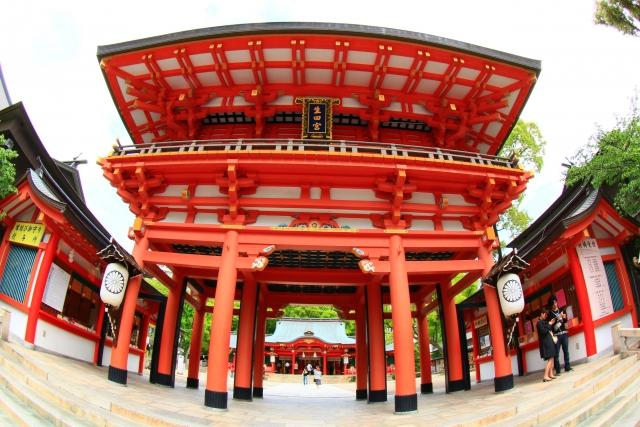 生田神社(いくたじんじゃ)【兵庫県】