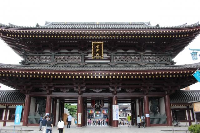 川崎大師[平間寺](かわさきだいし へいけんじ)【神奈川】
