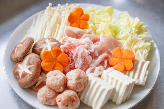 鍋ダイエット痩せる具材
