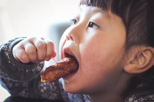 偏食対策2:食べ物を身近に置いておく