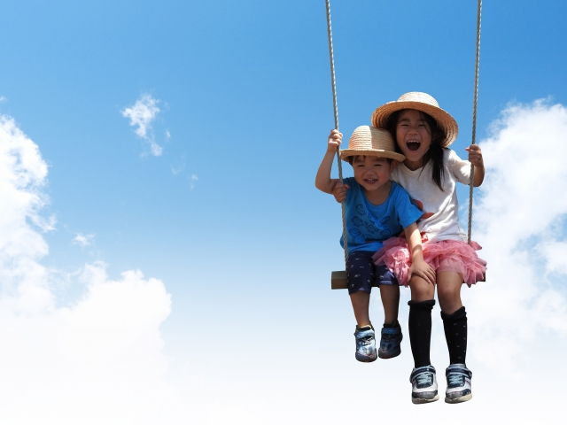 ハッピーな子供に育てるコツ3:ポジティブ思考で接す