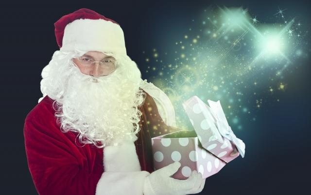 サンタクロースクリスマス