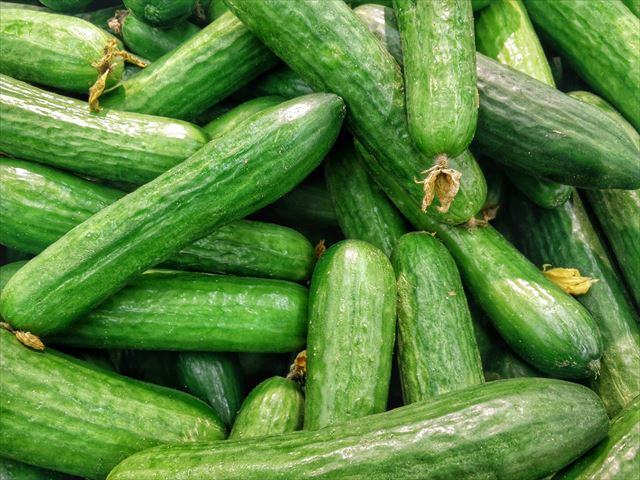 きゅうりダイエットやり方栄養素