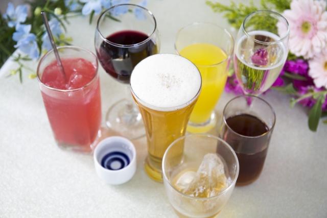 花粉症避ける飲み物