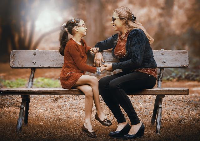 子どもに頼るママと完璧なママ。子どもにとって、どっちが良いママ?