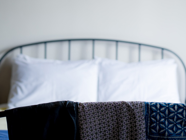 金運風水インテリア寝室運気北側北枕