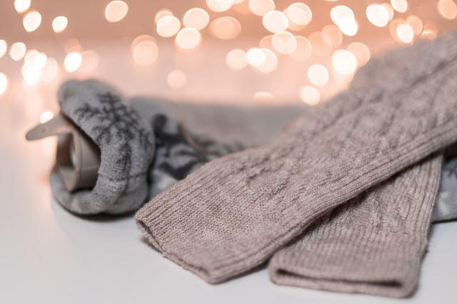 冷え対策靴下