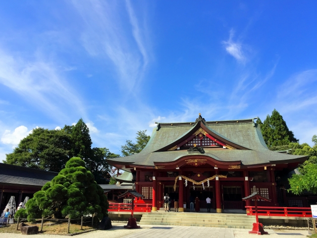 笠間稲荷神社茨城