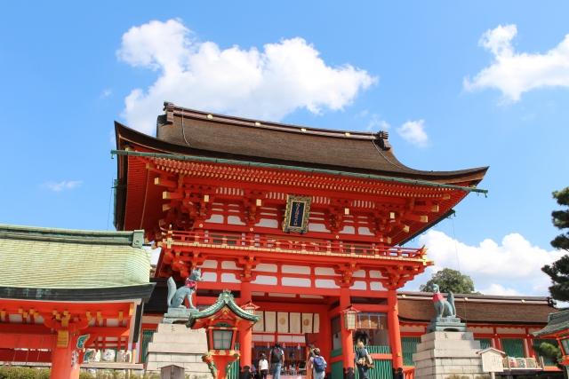 伏見神社京都