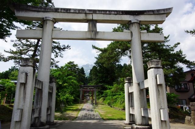 岩木山神社青森
