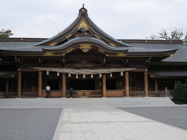 寒川神社神奈川パワースポット