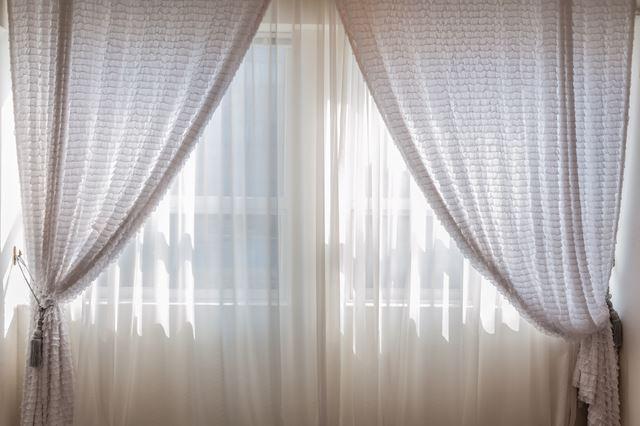 2019年金運アップ部屋づくりポイントカーテン