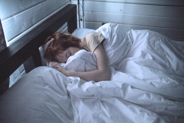 季節の変わり目睡眠