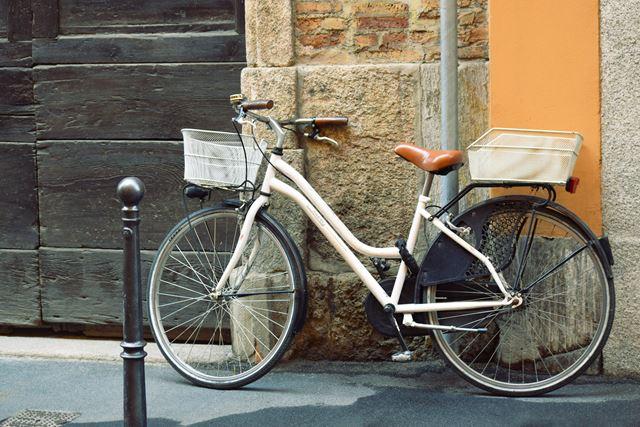 自転車ダイエット太ももお腹