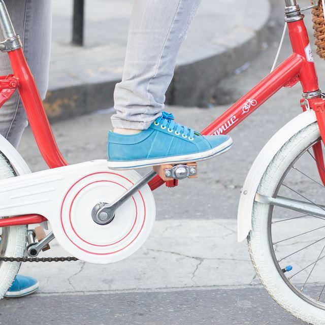自転車ダイエットペダルギア