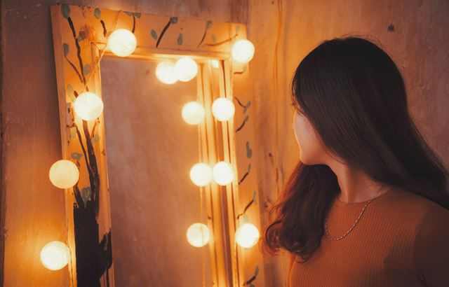 パリジェンヌ家鏡