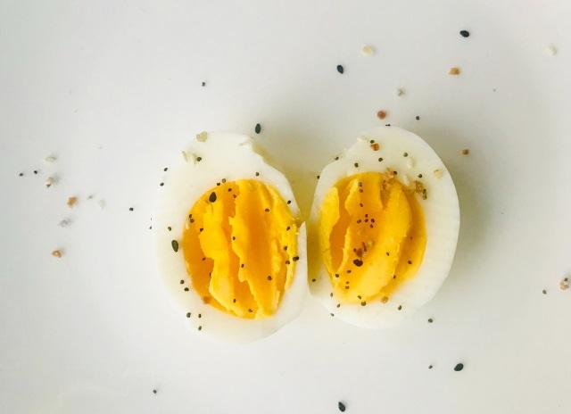 ゆで卵ダイエット海老蔵元木