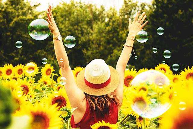 風水イメージ環境を整える幸せ引き寄せ方法法則