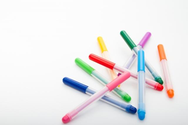 子ども汚れ水性ペン油性ペン洗濯