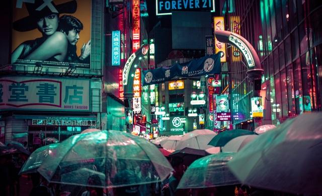梅雨失敗しない金運アップ術対策ビニール傘