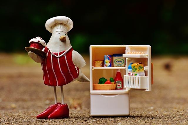 9月10月金運アップ方法冷蔵庫整理