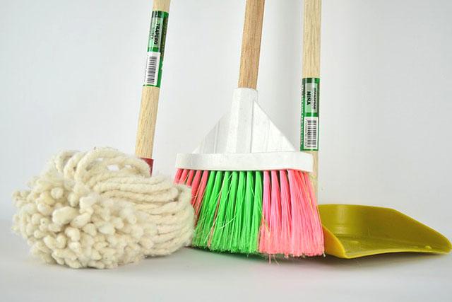風水掃除運気改善家