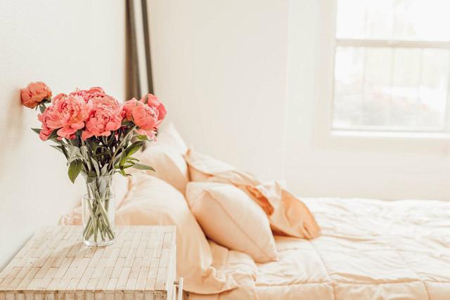夫婦仲微妙改善家庭運アップ風水ベッドルーム寝室寝具