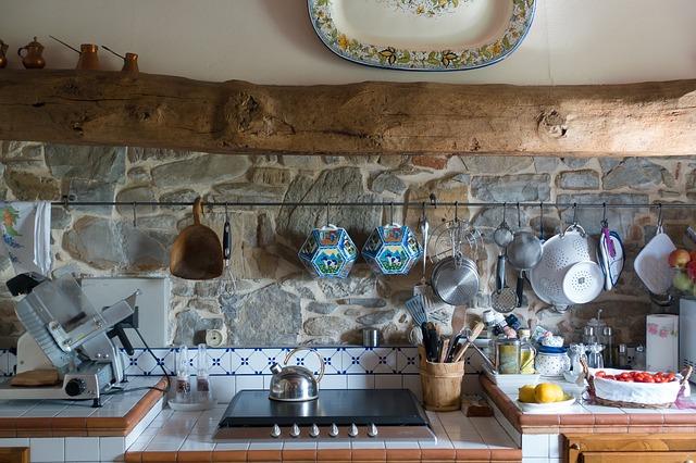 開運運気アップ台所キッチン風水食器や調理器具は整理整頓