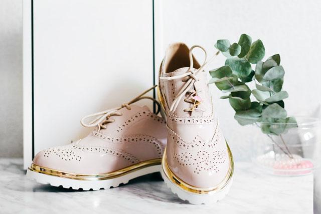 風水ハッピー幸運運気アップ靴の具体例