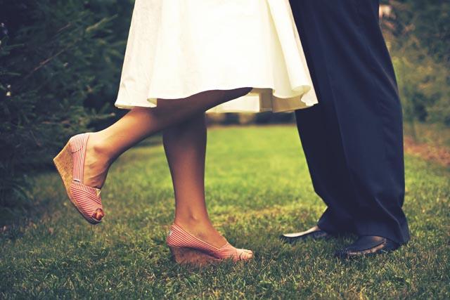 風水ハッピー幸運運気アップ靴の具体例ローヒール