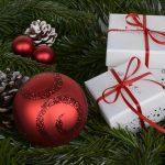 サンタクロースプレゼント