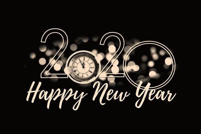 2020年はより良い年に!幸運のメカニズムを知って幸せをつかもう