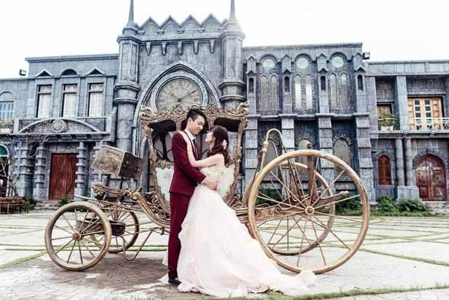 離婚危険度の高いカップル特徴豪華派手な結婚式を挙げたカップル