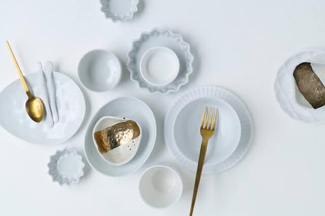ワンポイント風水食器選び出世運アップ食器高級な食器