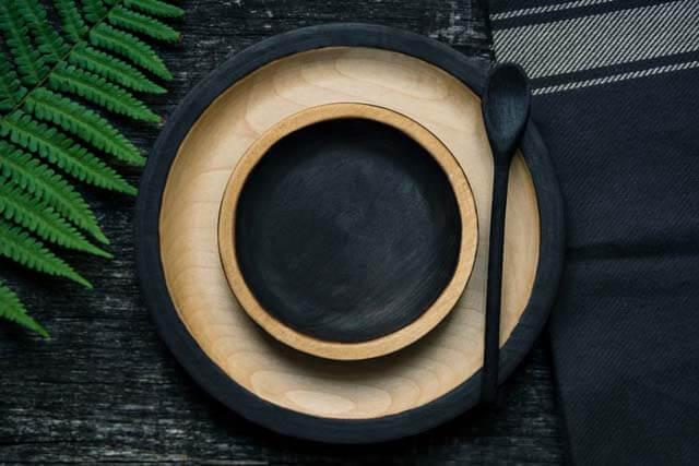 ワンポイント風水食器選び人間関係運アップ食器木製の食器