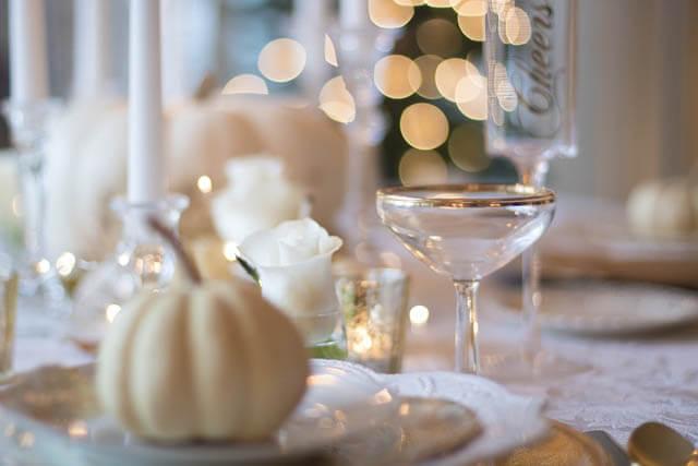 ワンポイント風水食器選びモテ運アップ食器ガラス製の食器