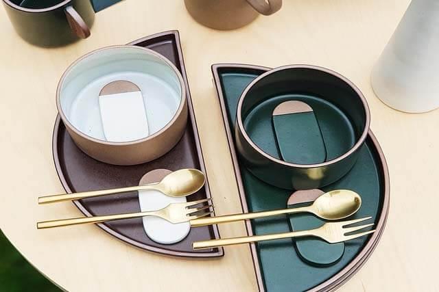 ワンポイント風水食器選び運気がイマイチならお気に入りの食器を使う
