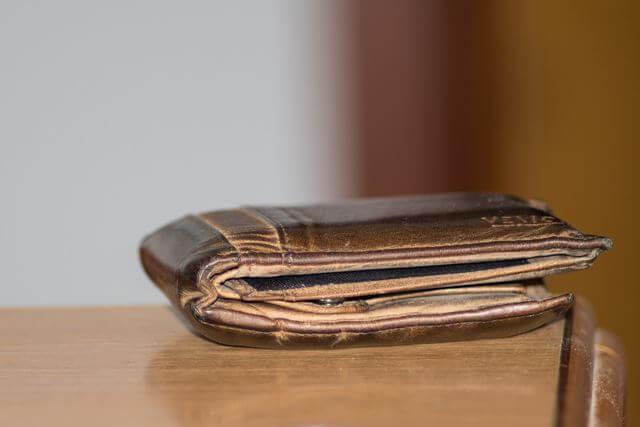 お財布の使用期限いつ
