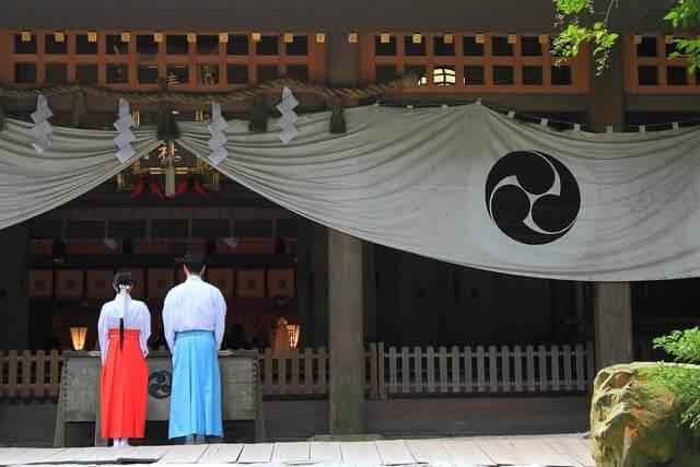 簡単風水開運アクション春分の日氏神神社に参拝する