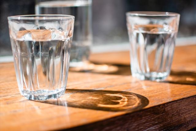 金運風水水との関係飲み水
