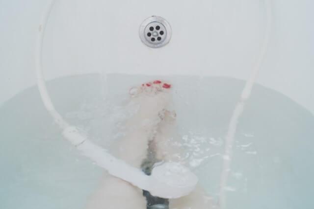 悪運浄化厄落としスッキリ開運塩風呂の温度
