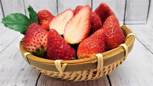 食べ物風水12月に食べたい開運フードいちご