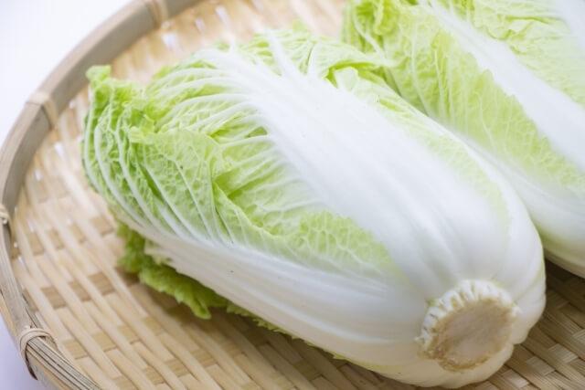 食べ物風水1月に食べたい開運白菜