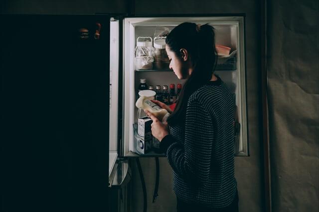 簡単風水冷蔵庫の整理で開運