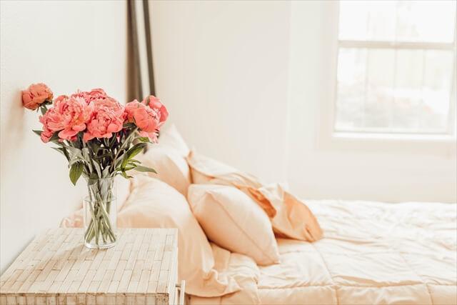 簡単風水寝室の換気で開運