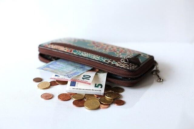 簡単風水お財布の中身整理で開運